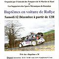 Téléthon Saint-Martin-en-Haut 2015