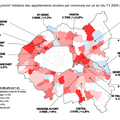 Immobilier à alfortville: la hausse s'accentue