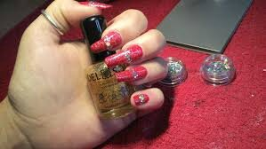 VERNIS ROCK PAILLETTES5