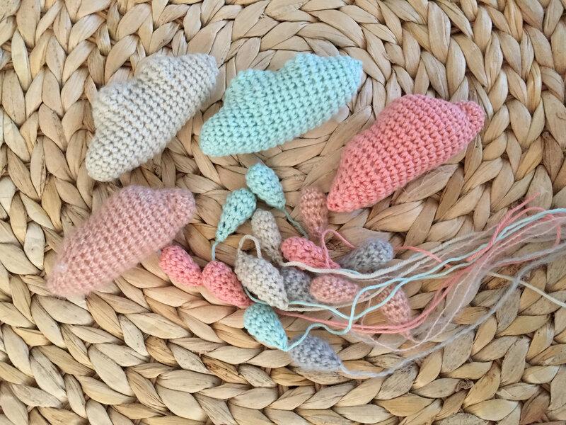nuage crochet