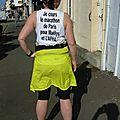 Marathon de paris : jour j moins 2 semaines...