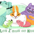 Les z'amis de kiwi session 4, ultime tour !!