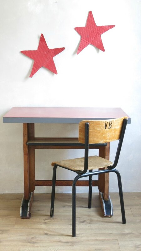 Table bistrot formica 7