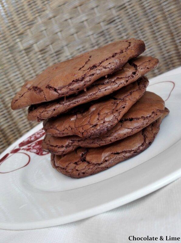 Brownie cookies3