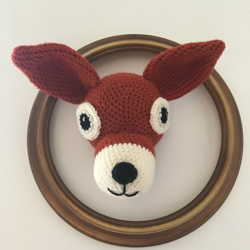 trophée Bambi crochet