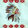 Carte indian chief