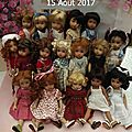 17 bonekas