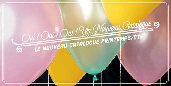 photo nouveau catalogue printemps ete 2016