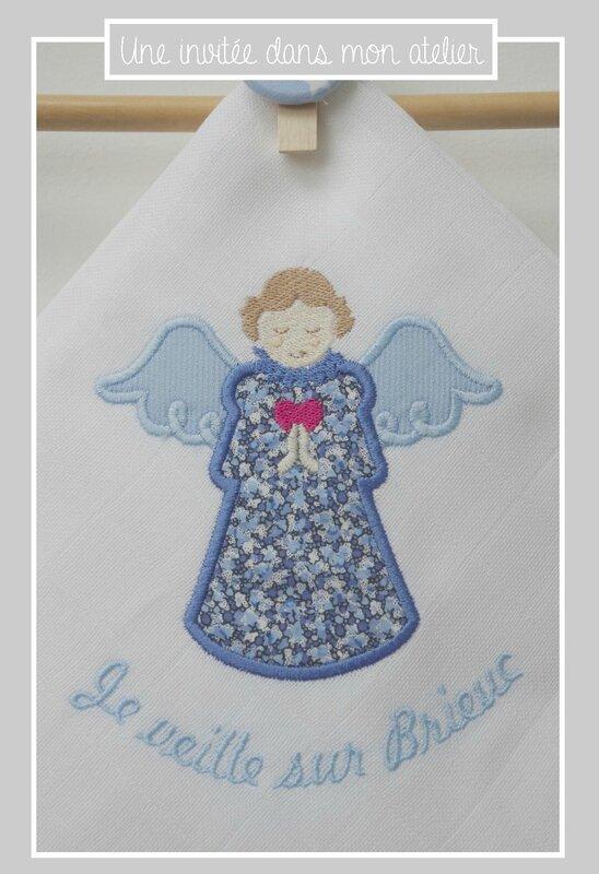Lange-ange gardien-Liberty-pepper bleu
