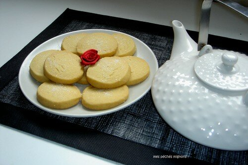 Scottish shortbread