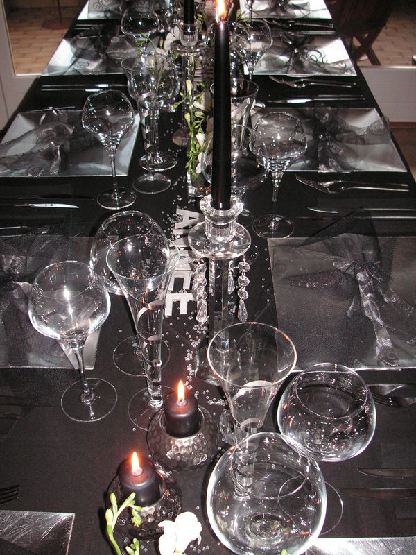Pict0012 0010 photo de table r veillon st sylvestre - Table reveillon saint sylvestre ...