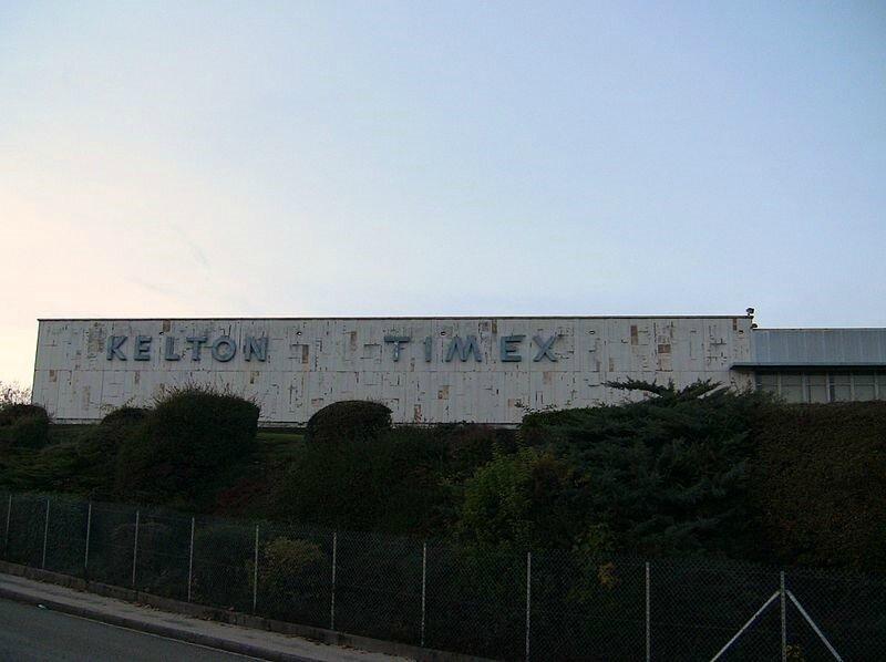 Kelton usine