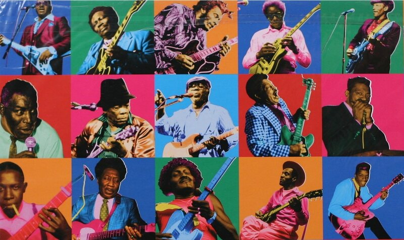 CD Blues Hendrix R