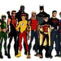 Young justice saison 2 - sur france 4 !