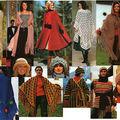 Phildar mailles n° 40 vintage