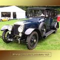 1925 - Minerva limousine Landaulette