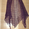 Victory shawl