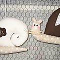 4 - Dans la famille de Pablo, l'escargot