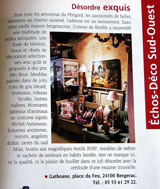 Art et decoration photo de dossier de presse les for Art et decoration abonnement