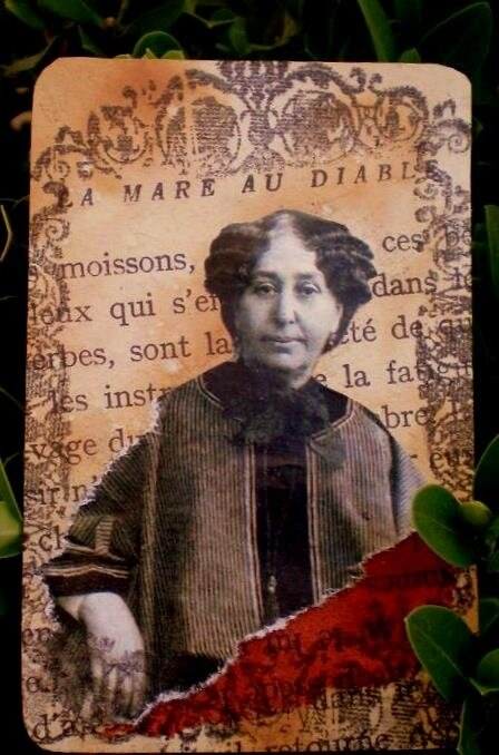 11~Georges Sand