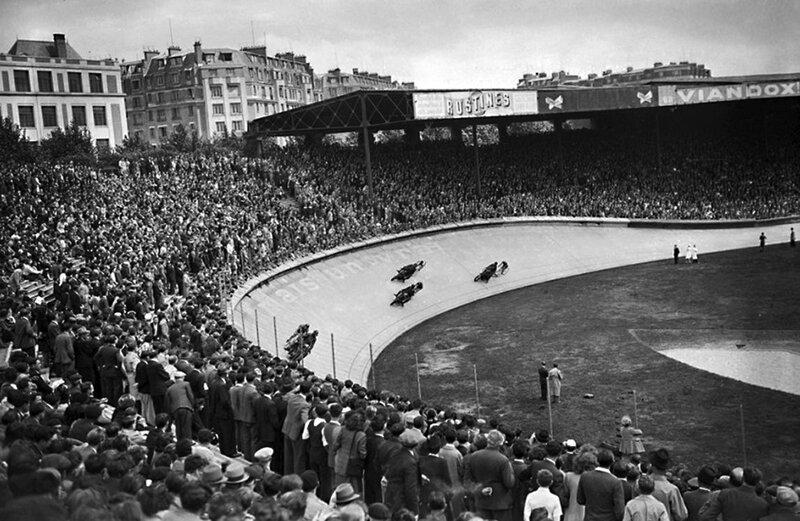 parc des princes 1947