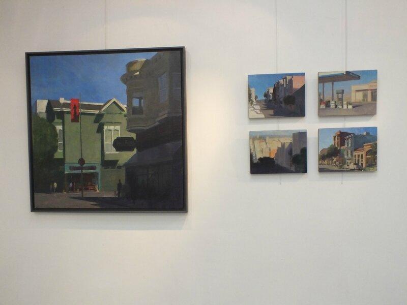 Galerie le Hangar - Olivier Desvaux