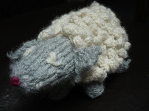 n°123 - Le mouton de Mlle Lou