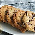 Cookies de jacques torres à tomber par terre...