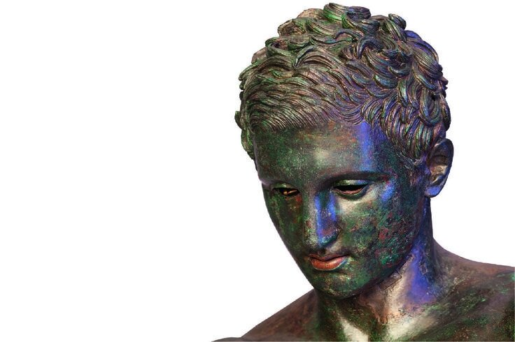 'Defining Beauty: The Body in Ancient Greek Art' opens at the British Museum