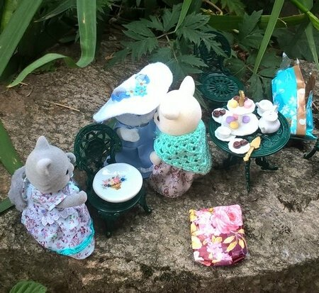 rencontre IRL petite Mémère août 2017 Blog 04