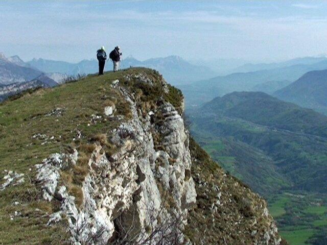 Montagne de la Pale 1784 m - Vercors