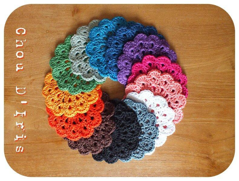 Rainbow Coaster - Tuto