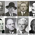 Les maires de lens du 20ème siècle