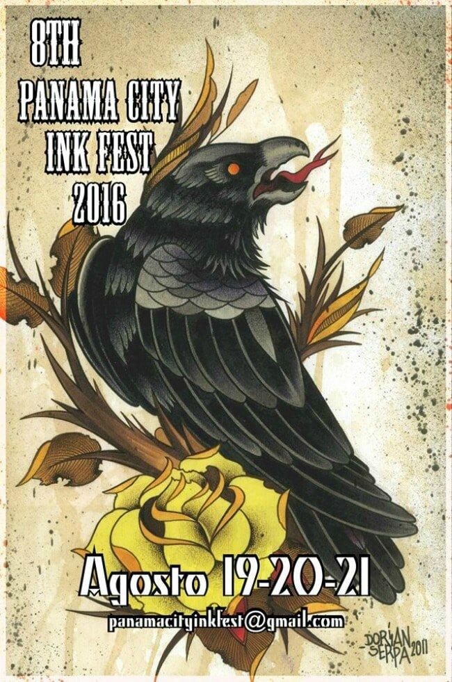 8 Panama City Ink Fest 19 - 21 Août 2016