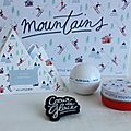 My little mountains box de février :tout schuss !