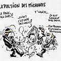 Paus des droits de l'homme et migrants