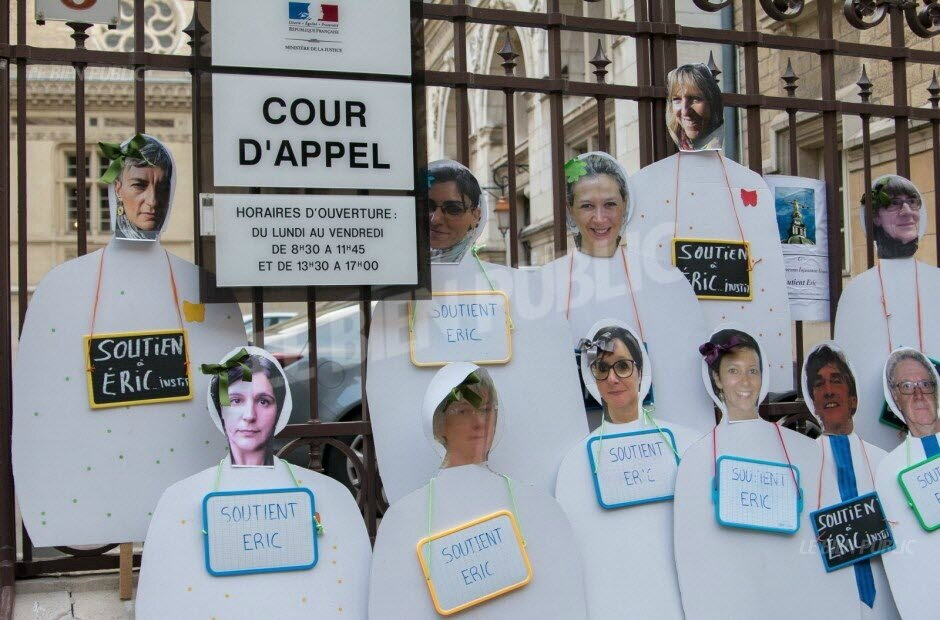 404 - La chambre d'instruction de la cour d'appel de Dijon se donne encore un mois pour décider du sort d'Eric P.