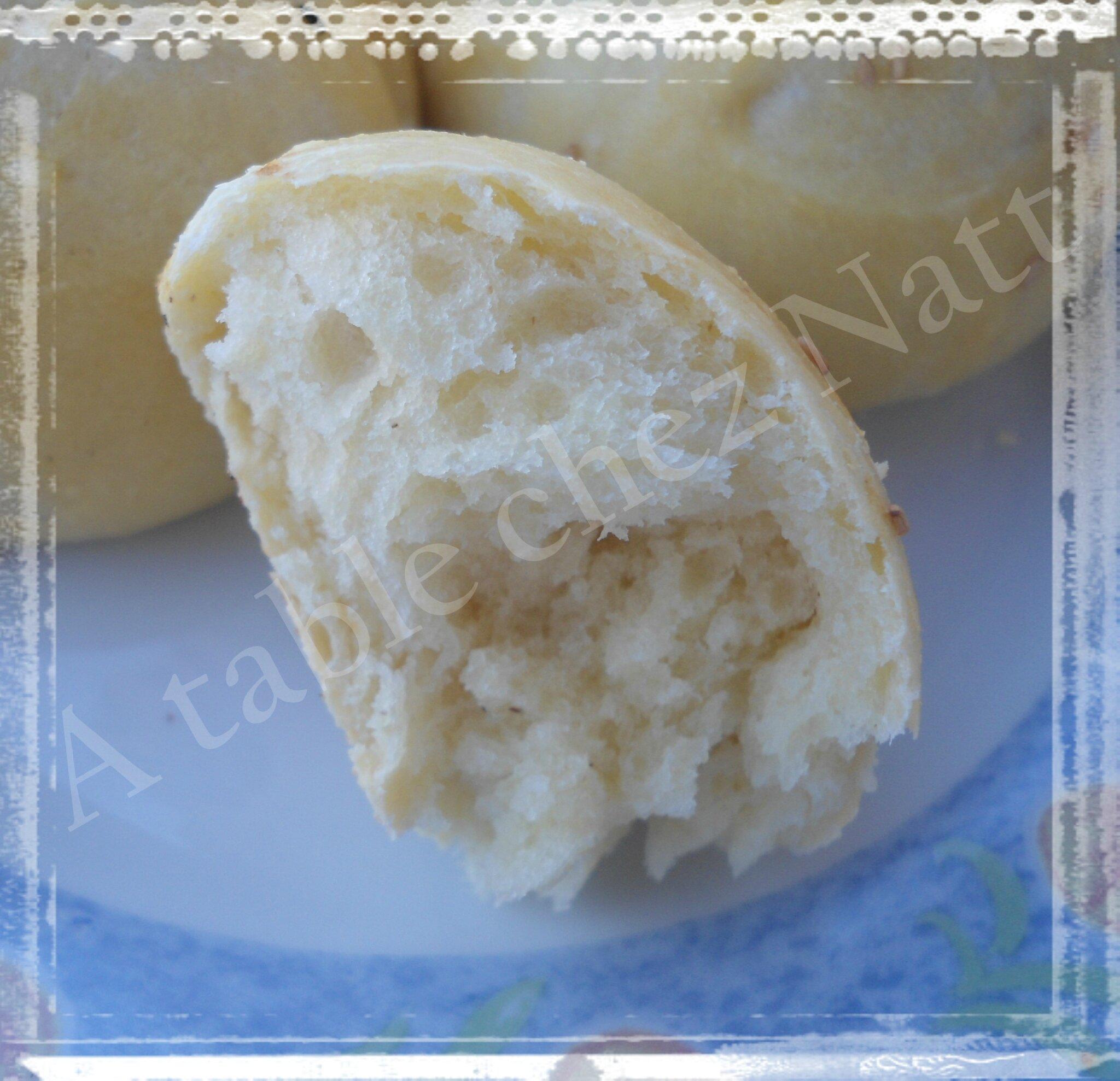 pains à la semoule 2