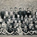 Ecole garons brebis 1956