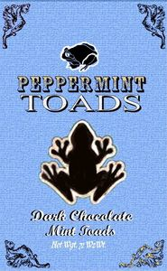 Peppermint toads label1