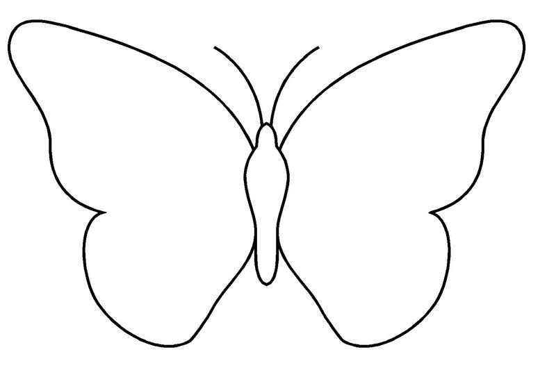 La m re veilleuse - Dessiner un papillon ...