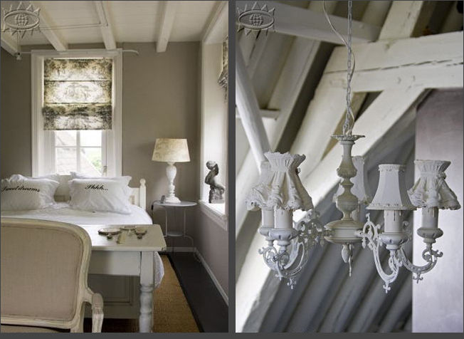 The New Victorian Ruralist Campagne Decoration Decoration - Decoration interieur campagne chic