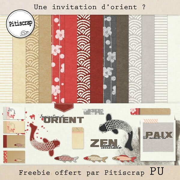 Bandeau preview invitation par pitiscrap