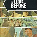 The time before - cyril bonin