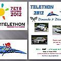 Téléthon 2012 Saint-Laurent-de-Mûre
