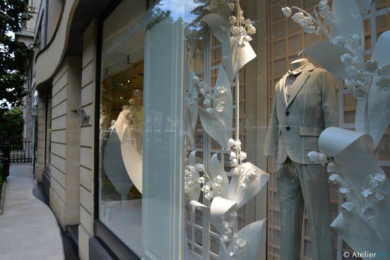Baby Dior - Paris - Window