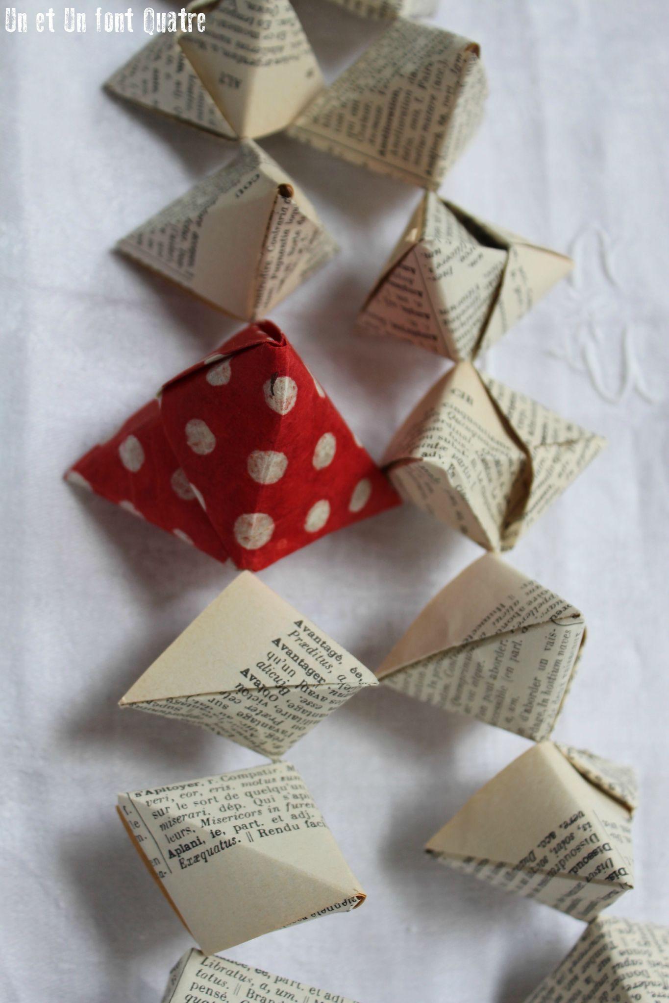j 39 origami tu origami il origami un et un font quatre. Black Bedroom Furniture Sets. Home Design Ideas