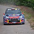 2011 : Rallye Allemagne WRC - Etape 3