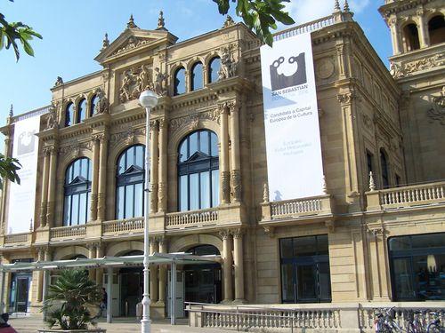 San Sebastian-théâtre Victoria Eugenie