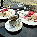 Café / desserts à Prague !